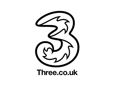 Three Mobile Logo